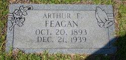 Arthur F Feagan
