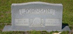 Lee R Johnson