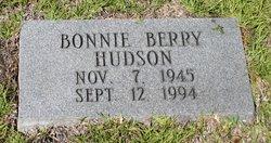 Bonnie <I>Berry</I> Hudson