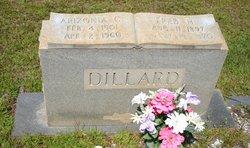"Frederick H ""Fred"" Dillard"