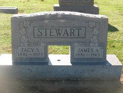 Tacy Susan <I>Sanders</I> Stewart
