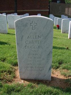 Allen Carter Duggar