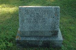"""Benjamin J """"Benny"""" Malbouf"""