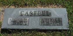 Alberta Lee <I>Embree</I> Casteel