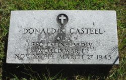 Donald K. Casteel