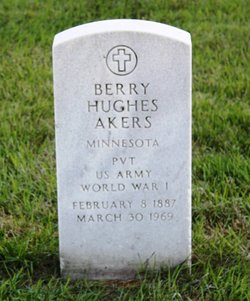 Berry Hughes Akers