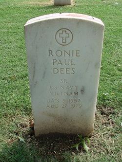 Ronie Paul Dees
