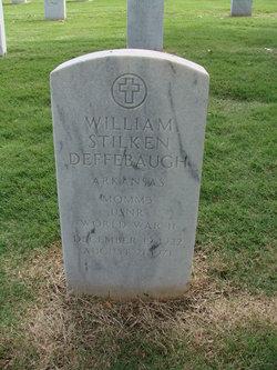 William Stilken Deffebaugh