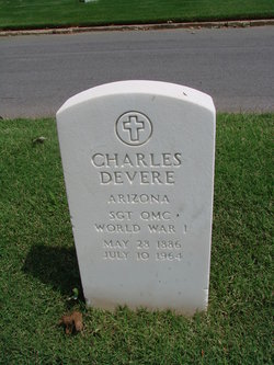 Charles Devere