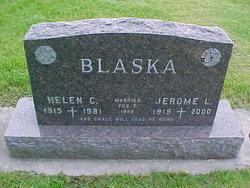 Helen <I>Curl</I> Blaska