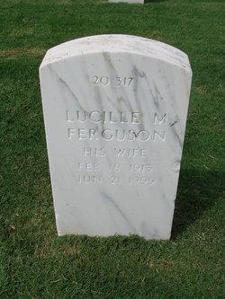 Lucille M Ferguson