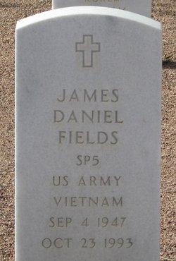 James Daniel Fields