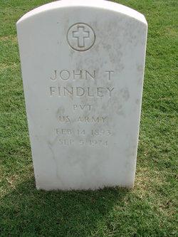 John T Findley