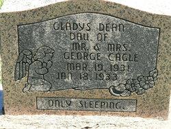 Gladys Dean Cagle