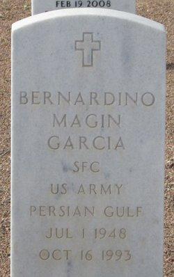 Bernardino Magin Garcia