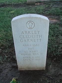 Arkley Cledeith Garrett, Sr