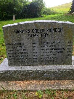 Hardies Creek Pioneer Cemetery