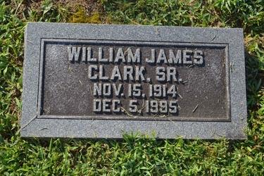 William James Clark Sr.