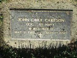 John Ohly Carlson