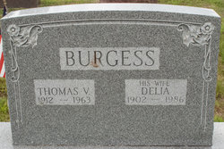 Thomas Vail Burgess