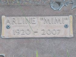 "Nancy Arline ""Mimi"" <I>Nelson</I> Yost"
