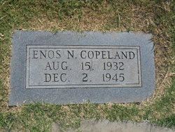 Enos Nathaniel Copeland