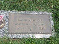 Earlie Mae <I>Wade</I> Russell