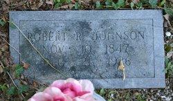 Robert R Johnson