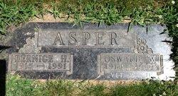 Bernice Helen <I>Rogers</I> Asper