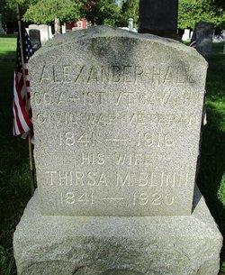 Alexander H. Hall