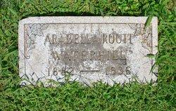Arabella <I>Routt</I> Waterfill
