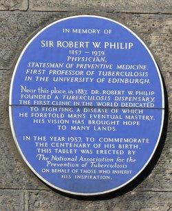 Sir Robert William Philip
