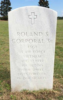 Roland S Corporal, Sr