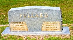 "Fannie Louella ""Lou"" <I>Vaughn</I> Pollard"