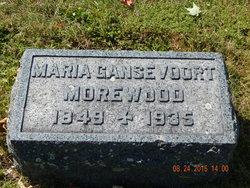 Maria Gansevoort <I>Melville</I> Morewood