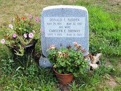 Donald E. Fadden