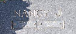 Nancy <I>Johnson</I> Roush