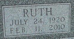 Ruth Marion <I>Johnson</I> Barringer