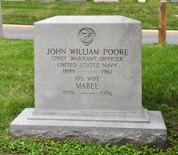 John William Poore