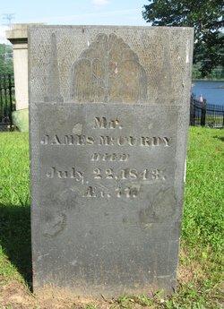 James McCurdy
