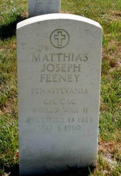 Matthias Joseph Feeney