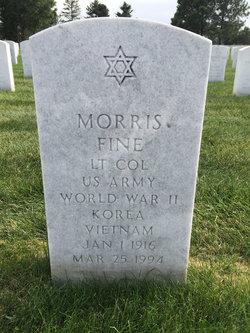 Morris Fine