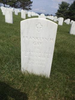 Franklin H Gay