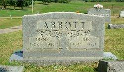 Irene Polk <I>McAlister</I> Abbott