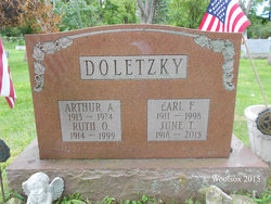 Earl F. Doletzky