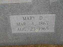 Mary Frances <I>Davidson</I> Ager