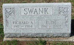 Ruth Pauline <I>Ickes</I> Swank
