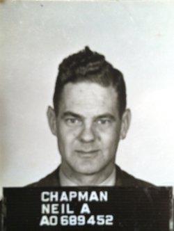 Lieut Neil Adelbert Chapman