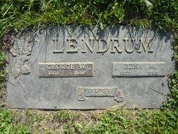 George William Lendrum