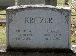 Mary Lillian <I>Anderson</I> Kritzer